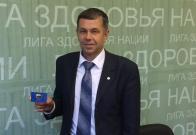 Мазунин Владимир Евгеньевич – Заместитель руководителя Владимирского регионального отделения Лиги здоровья нации